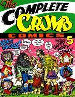 The Complete Crumb Comics Volume 5: Happy Hippy Comix