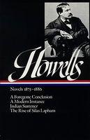 William Dean Howells: Novels 1875-1886