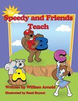 Speedy And Friends Teach A B C