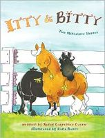 Itty and Bitty: Two Miniature Horses