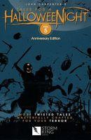 John Carpenter's Tales for a HalloweeNight: Volume 5