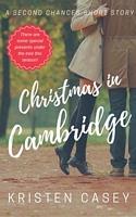 Christmas in Cambridge