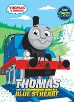 Thomas and the Blue Streak