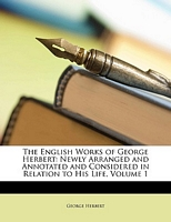 The English Works of George Herbert
