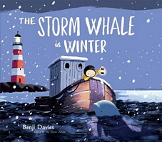 The Winter Whale by Benji Davies