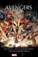 Marvel Masterworks: The Avengers Vol. 2