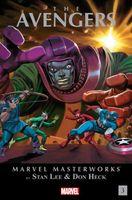Marvel Masterworks: The Avengers Vol. 3