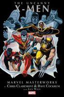 Marvel Masterworks: The Uncanny X-Men Vol. 1