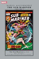 Marvel Masterworks: The Sub-Mariner, Vol. 7
