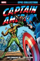 Captain America Epic Collection: The Coming Off