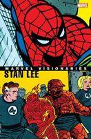 Marvel Visionaries: Stan Lee