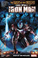 Tony Stark: Iron Man Vol. 3 - War Of The Realms
