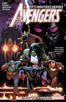 Avengers By Jason Aaron Vol. 3: War Of The Vampires