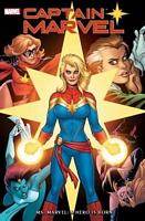 Captain Marvel: Ms. Marvel - A Hero is Born