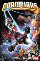 Champions By Jim Zub Vol. 2: Give And Take