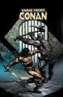 The Savage Sword of Conan: Conan the Gambler
