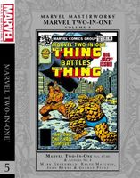 Marvel Masterworks: Marvel Two-In-One Vol. 5