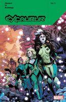 Excalibur by Tini Howard Vol. 3
