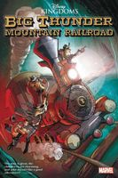 Disney Kingdoms: Big Thunder Mountain Railroad/Tiki Room Gn-TPB