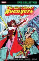 Avengers West Coast Epic Collection: Vision Quest
