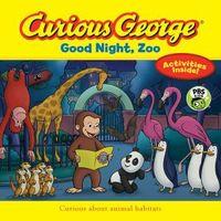 Curious George Good Night, Zoo