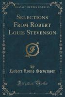 Selections From Robert Louis Stevenson