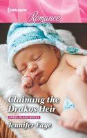 Claiming the Drakos Heir