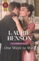 One Week to Wed by Laurie Benson