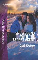 Snowbound with the Secret Agent