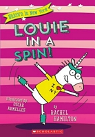 Louie in a Spin!