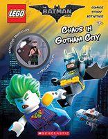 Chaos in Gotham City