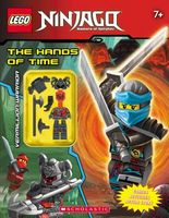 Lego Ninjago  Activity Book with Minifigure by Ameet Studio