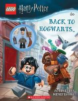 Activity Book with minifigure (LEGO Harry Potter)