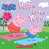 Peppa Loves Yoga