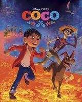 Coco Movie Storybook