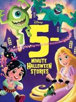 5 minute halloween stories by disney book group