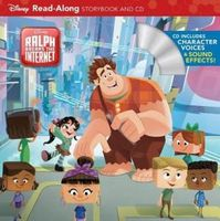 Wreck-It Ralph 2 Read-Along Storybook and CD