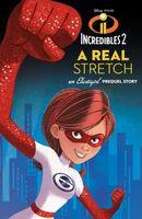 Incredibles 2 Elastigirl Middle Grade Novel