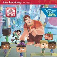 Ralph Breaks the Internet Read-Along Storybook