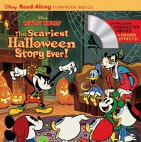 The Scariest Halloween Story Ever! Read-Along Storybook and CD