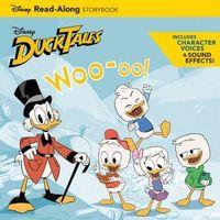 DuckTales Woo-oo! Read-Along Storybook