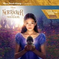 The Nutcracker and the Four Realms Read-Along Storybook