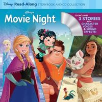 Disney Film Favorites Read-Along Storybook and CD Collection