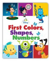 First Colors, Shapes, Numbers