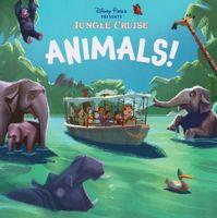 Jungle Cruise: Animals!