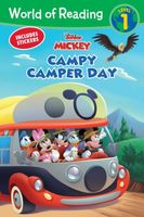 World of Reading: Mickey Mouse Mixed-Up Adventures Campy Camper Day