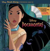 Pocahontas Read-Along Storybook & CD