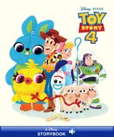 Disney Classic Stories: Toy Story 4