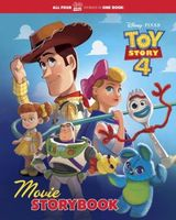 Toy Story 4 Movie Storybook