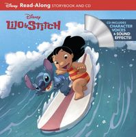 Lilo & Stitch Read-Along Storybook and CD